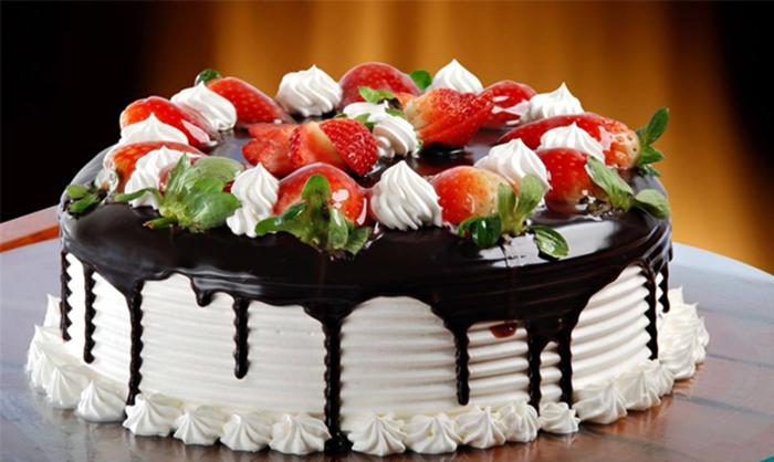 蛋糕面包综合开店