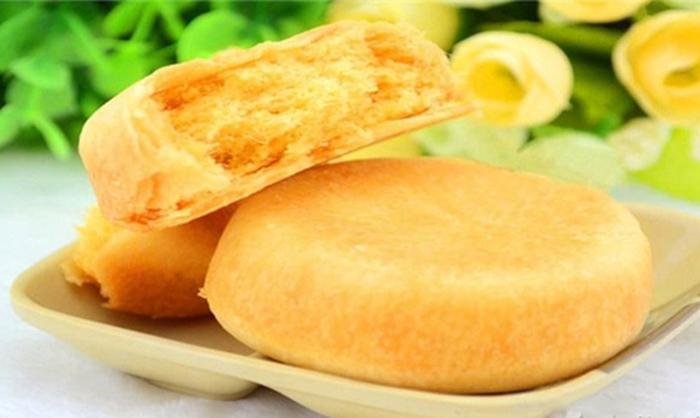 香酥板粟饼