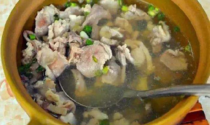 紫金八刀汤