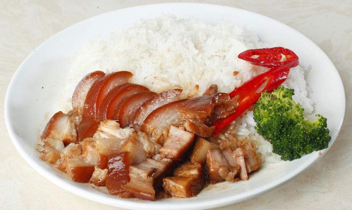 常州隆江猪脚饭培训