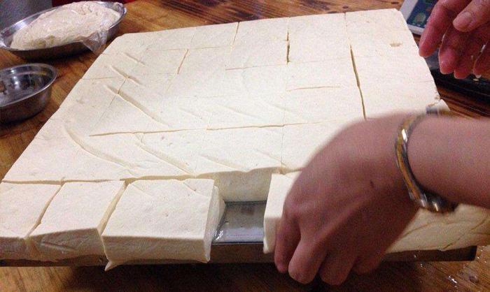 客家传统豆腐