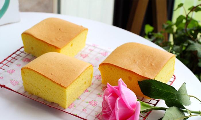 古早味现烤蛋糕