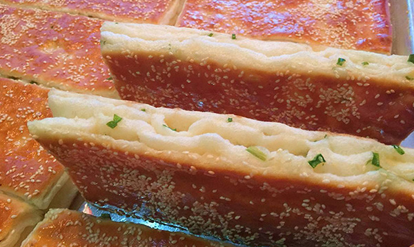 学老北京香酥芝麻饼