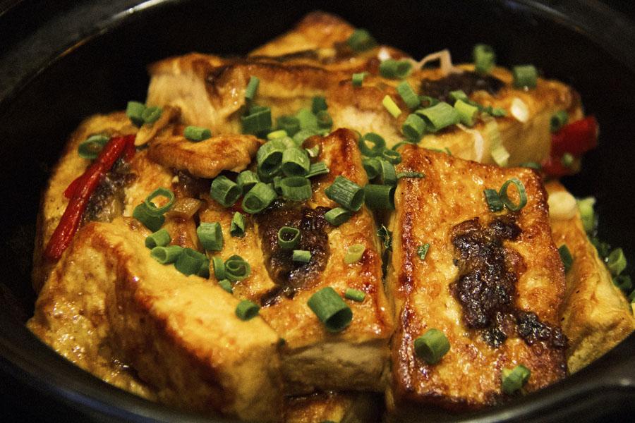 """""""在哪能学到广东客家酿豆腐的做法?"""""""